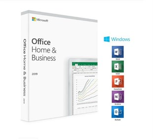 Microsoft Office 2019 Home And Business İngilizce Kutu - T5D-03219