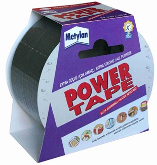 PATTEX POWER TAPE GRİ 50MMX10M 1870313-1456377
